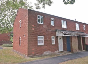 Thumbnail 2 bed flat for sale in Iris Crescent, Wrockwardine Wood, Telford
