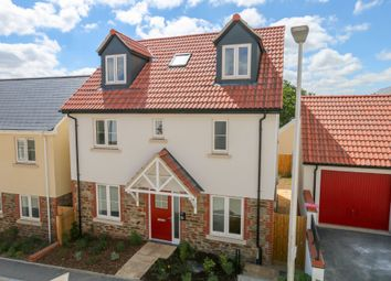 Thumbnail 5 bed detached house for sale in Mountford Drive, Bovey Tracey, Newton Abbot