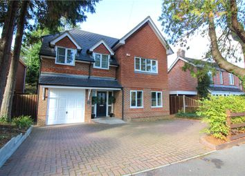 Thumbnail 5 bed detached house for sale in Florence Road, Fleet, Hampshire