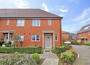 Thumbnail 3 bed end terrace house for sale in Horders Wood Gardens, Waltham Chase, Southampton