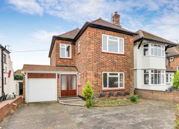 Thumbnail 3 bed detached house for sale in Marine Close, Leigh-On-Sea, Essex