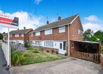 Thumbnail 3 bedroom semi-detached house for sale in Preston Road, Rainworth, Mansfield