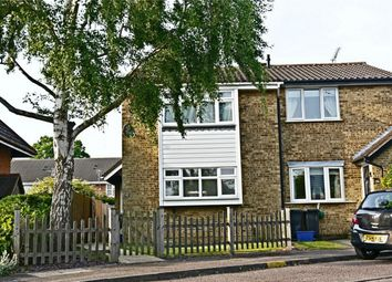 Thumbnail 3 bed end terrace house for sale in Ladywell Prospect, Sawbridgeworth, Herts