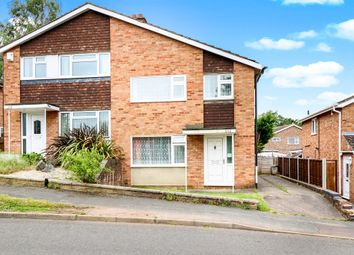 Thumbnail 3 bed semi-detached house for sale in Althorpe Drive, Loughborough