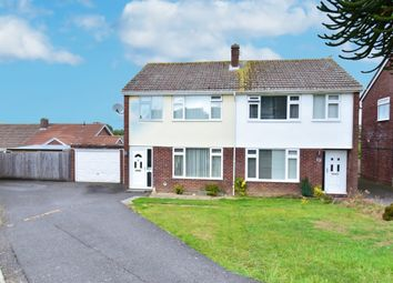 Thumbnail 3 bed semi-detached house for sale in Greenwood Road, Yeovil