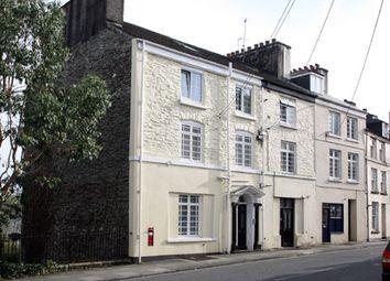 Thumbnail 1 bed flat to rent in West Street, Tavistock, Devon
