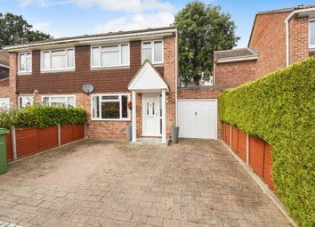 Thumbnail 3 bed semi-detached house to rent in Trent Crescent, Thatcham, Berkshire