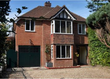 5 bed detached house for sale in Farnborough Road, Farnborough GU14