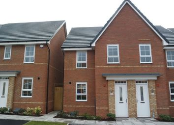 Thumbnail 3 bedroom semi-detached house to rent in Havilland Place, Pipers View, Meir, Stoke-On-Trent