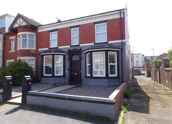 Thumbnail 6 bed flat for sale in Empress Drive, Blackpool, Lancashire