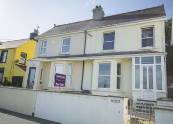 Thumbnail 3 bedroom semi-detached house for sale in Glanymor Road, Goodwick