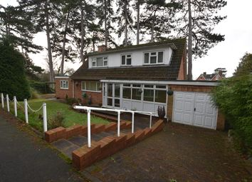 Thumbnail 4 bed detached house to rent in Judges Close, Hereford