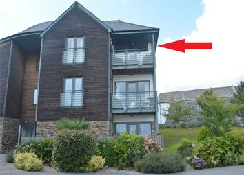 Thumbnail 2 bed flat for sale in Charlestown Road, Charlestown, St Austell, Cornwall