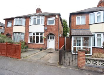 Thumbnail 3 bed semi-detached house for sale in Headley Road, Leicester