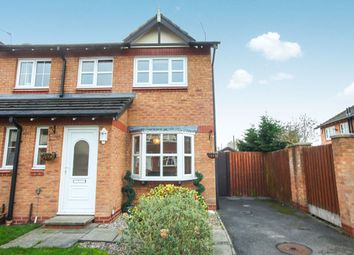 Thumbnail 3 bed terraced house to rent in Meadow View, Middlewich
