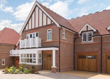 "Thumbnail 4 bed semi-detached house for sale in ""The Shearwater"" at Butterwick Way, Welwyn"