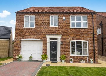 Thumbnail 4 bed detached house for sale in St. Johns Walk, Albion Street, Driffield