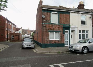 Thumbnail 3 bedroom end terrace house for sale in Bevis Road, North End, Portsmouth