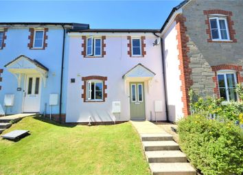 Thumbnail 3 bed terraced house to rent in Kensey Valley Meadow, Launceston, Cornwall.