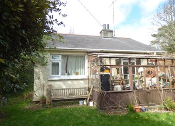 Penwartha Coombe, Perranporth TR6. 2 bed detached bungalow for sale