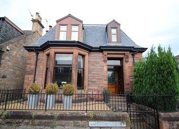 Thumbnail 4 bed property for sale in Woodneuk, 13 Watson Street, Falkirk