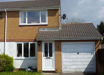 Thumbnail 2 bed semi-detached house to rent in Hendre Owain, Tycoch, Swansea