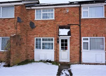 Thumbnail 2 bed terraced house for sale in Fareham Way, Houghton Regis
