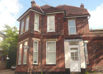Thumbnail Studio to rent in Cobden Avenue, Southampton