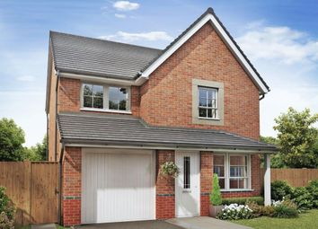 "Thumbnail 3 bed detached house for sale in ""Derwent"" at Mount Street, Barrowby Road, Grantham"