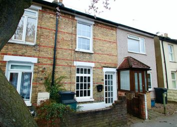 Thumbnail 2 bed terraced house for sale in Chelsham Road, South Croydon