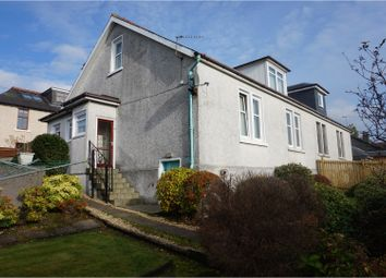 Thumbnail 3 bed semi-detached house for sale in Horsbrugh Ave, Kilsyth