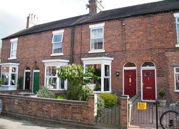 Thumbnail 2 bed terraced house for sale in South Crofts, Nantwich, Cheshire