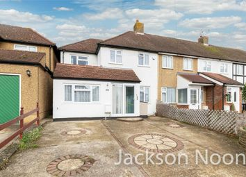 Thumbnail 3 bed end terrace house for sale in Gilders Road, Chessington