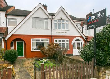 Thumbnail 3 bed terraced house for sale in Leithcote Gardens, London