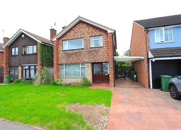 Thumbnail 3 bed detached house for sale in Regents Walk, Leicester Forest East, Leicester