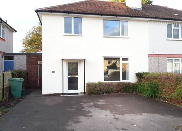 Thumbnail 3 bed semi-detached house to rent in Surrey Avenue, Cheltenham