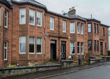 Thumbnail 3 bed terraced house for sale in Station Road, Old Kilpatrick, Glasgow