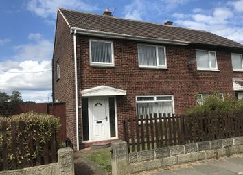 Thumbnail 3 bed semi-detached house for sale in Fieldway, Jarrow