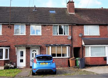 Thumbnail 3 bed terraced house for sale in Morland Road, Great Barr, Birmingham