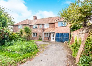 Thumbnail 4 bedroom semi-detached house for sale in Foxhall Road, Didcot