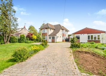 Thumbnail 4 bedroom detached house for sale in Poplar Road, Warmley, Bristol