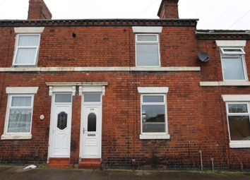 Thumbnail 2 bedroom terraced house for sale in St Aidans Street, Tunstall