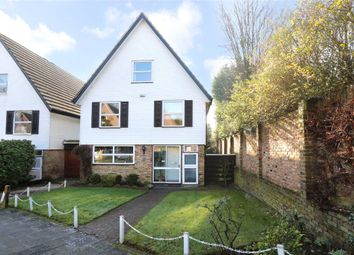 Thumbnail 6 bed detached house for sale in Alfreton Close, Wimbledon