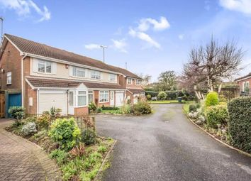Thumbnail 3 bed semi-detached house for sale in Eacott Close, Coventry, West Midlands