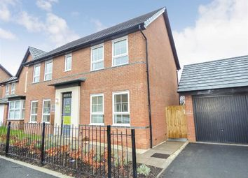 Thumbnail 4 bedroom detached house for sale in Woodland View, Lawley Village, Telford, Shropshire