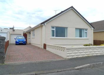 Thumbnail 3 bed detached bungalow for sale in Haven Park Drive, Haverfordwest