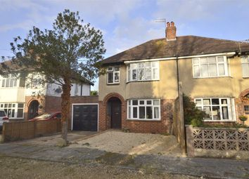 Thumbnail 3 bed semi-detached house for sale in New Barn Lane, Cheltenham, Gloucestershire