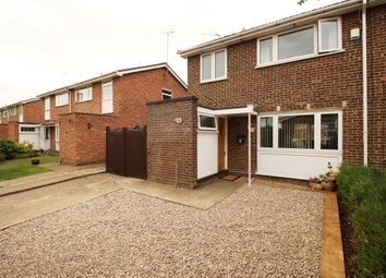 Thumbnail 3 bed semi-detached house for sale in Primrose Close, Purley On Thames, Reading