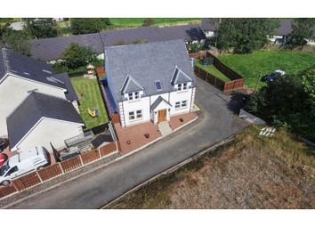 Thumbnail 4 bed detached house for sale in Back Lane, Thornhill