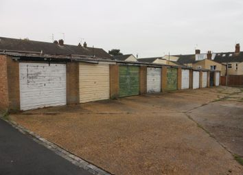 Thumbnail Parking/garage for sale in Ethel Road, Lowestoft